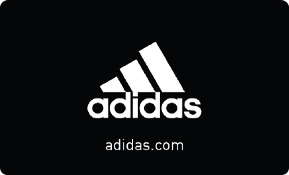 $50 adidas Gift Card + $15 Promotional Card