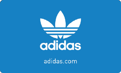 $50 adidas Digital Gift Card